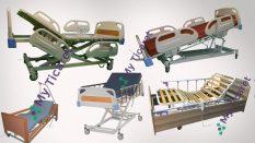 Hasta Yatağı Satışı, Kiralaması ve Hasta Yıkama Seti