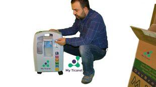 Oksijen Konsantratörü Sgk